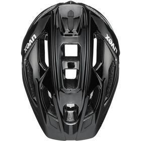 UVEX Quatro Helmet, all black